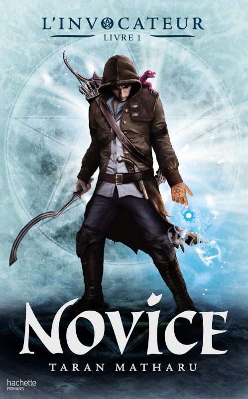 Couverture L'invocateur, tome 1 : Novice / Le Novice