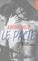 Couverture Le pacte Editions Hugo & cie (New romance) 2014