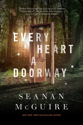 Couverture Wayward Children, book 1: Every Heart a Doorway