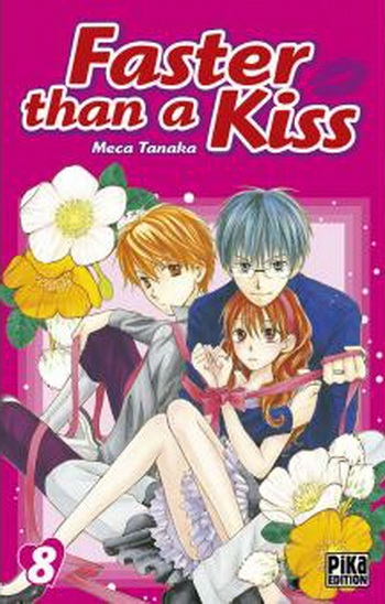 Couverture Faster than a kiss, tome 08