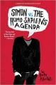 Couverture Moi, Simon, 16 ans, homo sapiens Editions Balzer + Bray 2015