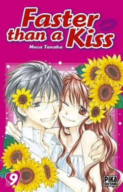 Couverture Faster than a kiss, tome 09