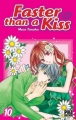 Couverture Faster than a kiss, tome 10 Editions Pika (Shôjo) 2014