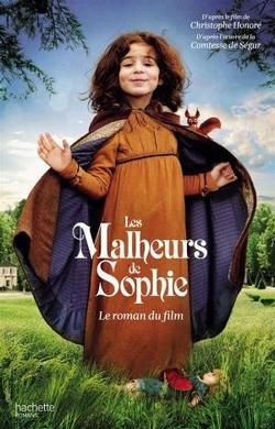 Couverture Les malheurs de Sophie : Le roman du film