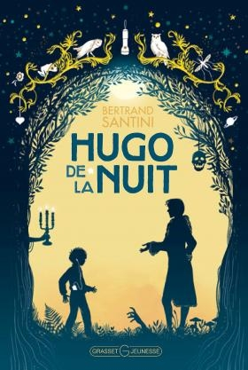 Couverture Hugo de la nuit