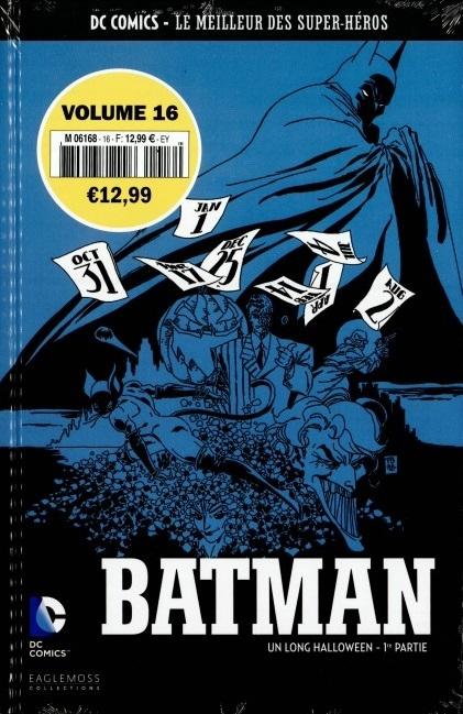Couverture Batman : Un long halloween, partie 1