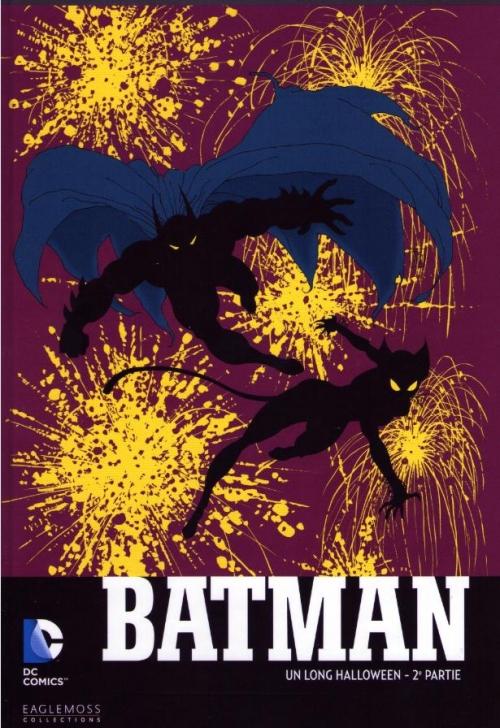 Couverture Batman : Un long halloween, partie 2