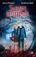 Couverture Susan Hopper, tome 2 : Les forces fantômes Editions XO (Jeunesse) 2016