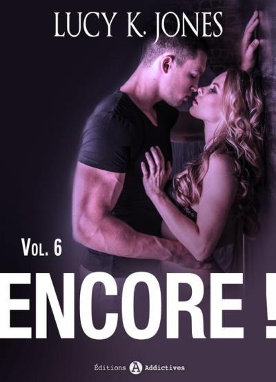 Couverture Encore !, tome 6