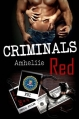 Couverture Criminals Red Editions CreateSpace 2016