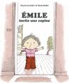 Couverture Emile invite une copine Editions Gallimard  (Jeunesse - Giboulées) 2014