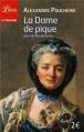 Couverture La Dame de pique suivi de Doubrovsky Editions Librio (Littérature) 2014