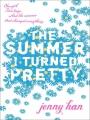Couverture L'été où je suis devenue jolie, intégrale Editions Penguin books 2010