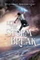 Couverture Let The Sky Fall, tome 2 : Let the Storm Break Editions Simon Pulse 2016