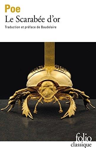 Couverture Le scarabée d'or