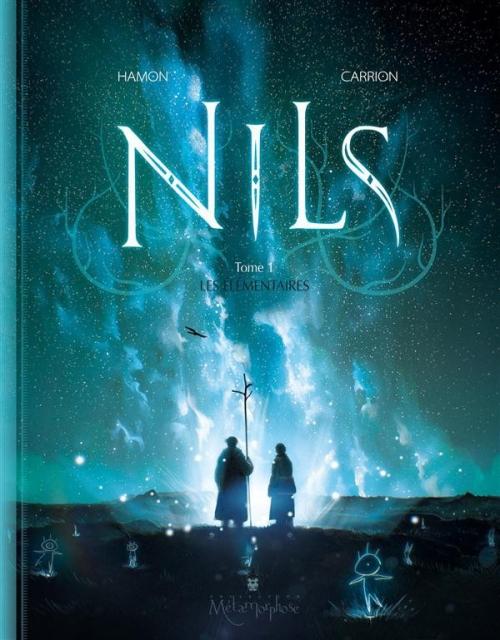 Couverture Nils, tome 1 : Les élémentaires