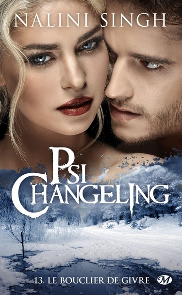 Couverture Psi-changeling, tome 13