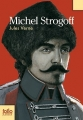 Couverture Michel Strogoff Editions Folio  (Junior) 2000