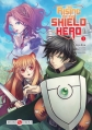 Couverture The Rising of the Shield Hero, tome 1 Editions Doki Doki 2016
