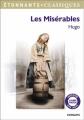Couverture Les Misérables, extraits Editions Flammarion 2013