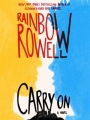 Couverture Carry on Editions Macmillan 2015