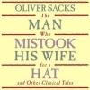 Couverture L'homme qui prenait sa femme pour un chapeau Editions Audible studios 2011