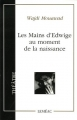 Couverture Les mains d'Edwige au moment de la naissance Editions Actes Sud 2011