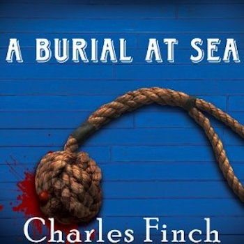 Couverture A Burial at Sea