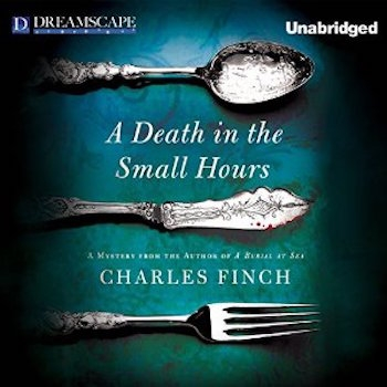 Couverture A Death in the Small Hours