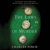 Couverture The Laws of Murder Editions Macmillan 2014