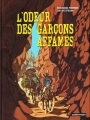 Couverture L'odeur des garçons affamés Editions Casterman 2016