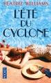 Couverture L'été du cyclone Editions Pocket 2016