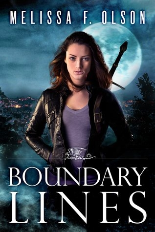 Couverture Boundary Magic, book 2: Boundary Lines