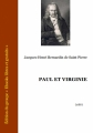 Couverture Paul et Virginie Editions Ebooks libres et gratuits 2008