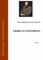 Couverture Crime et châtiment, intégrale Editions Ebooks libres et gratuits 2009