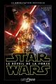 Couverture Star Wars, tome 7 : Le Réveil de la Force Editions Fleuve (Outrefleuve) 2016