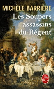 Couverture Les soupers assassins du régent