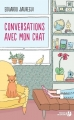 Couverture Conversations avec mon chat Editions Presses de la Cité 2016