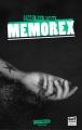 Couverture Memorex Editions Gulf Stream (Electrogène) 2016