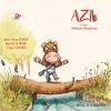 Couverture Azil, tome 1 : Chez Gaetan Becpincé Editions de la Gouttière 2016