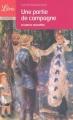 Couverture Une partie de campagne Editions Librio 2009