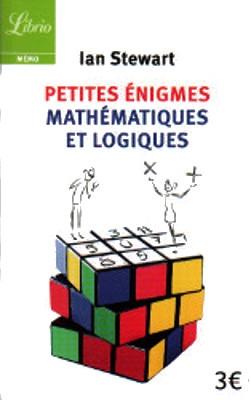Couverture Petites énigmes mathématiques et logiques