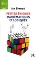 Couverture Petites énigmes mathématiques et logiques Editions Librio (Mémo) 2016