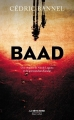 Couverture Baad Editions Robert Laffont (La bête noire) 2016