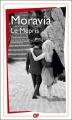 Couverture Le mépris Editions Flammarion (GF) 1993