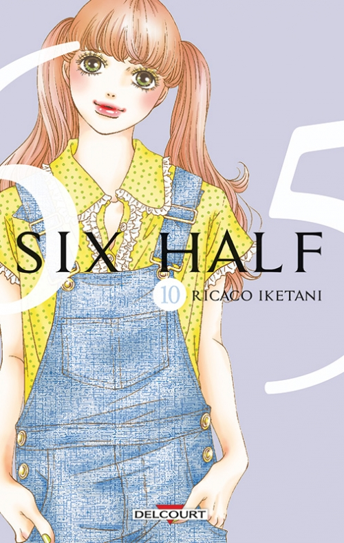 Couverture Six Half, tome 10