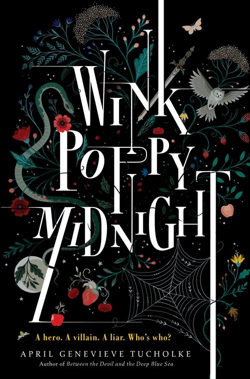 Couverture Wink Poppy Midnight