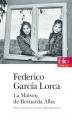 Couverture La maison de Bernarda Alba Editions Folio  (Théâtre) 2016