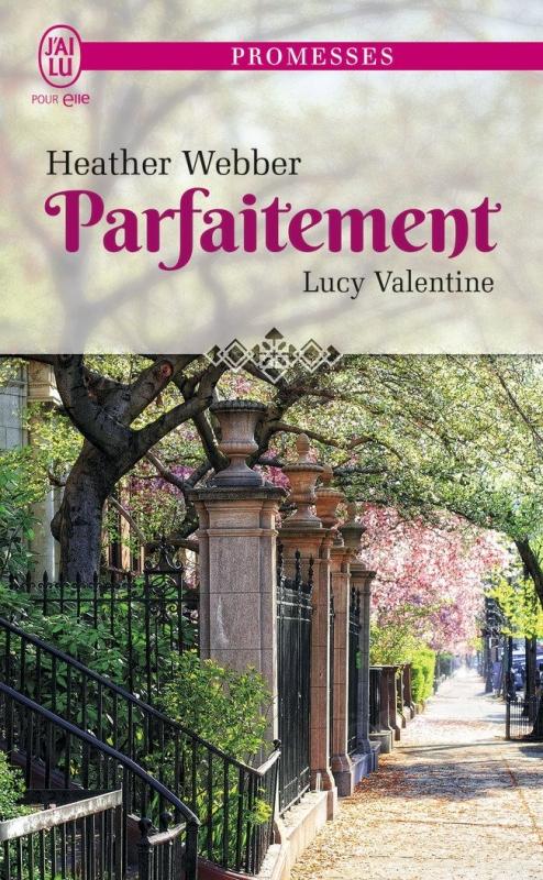 Couverture Lucy Valentine, tome 4 : Parfaitement