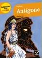 Couverture Antigone Editions Hatier (Classiques & cie - Collège) 2012